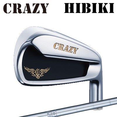 CRAZY HIBIKI Iron N.S.PRO 950GHクレイジー ヒビキ アイアン NSプロ 950GH6本セット(#5~PW)