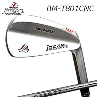JBEAM BM-T801CNC IRON ATTAS IRON 115ジェイビーム BM-T801CNC アイアン アッタス アイアン 1156本セット(#5~PW)