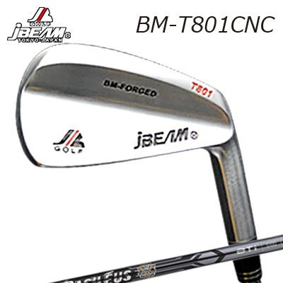 JBEAM BM-T801CNC IRON Basileus Tour IRONジェイビーム BM-T801CNC アイアン バシレウス ツアー アイアン6本セット(#5~PW)