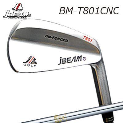 JBEAM BM-T801CNC IRON N.S.PRO 850GHジェイビーム BM-T801CNC アイアン NSプロ 850GH6本セット(#5~PW)