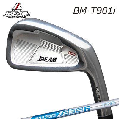 JBEAM BM-T901i IRON N.S.PRO ZELOS6ジェイビーム BM-T901i アイアン NSプロ ゼロズ66本セット(#5~PW)