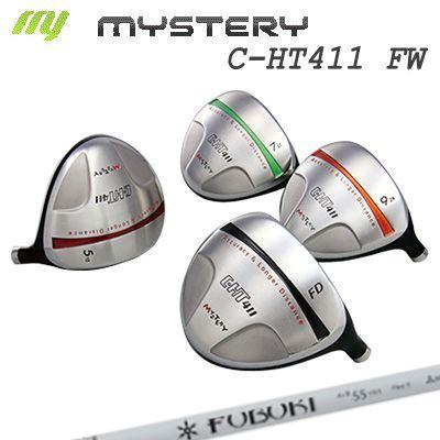 【カスタムモデル】The MYSTERY C-HT411 FW Fubuki Ai2ミステリー C-HT411 フェアウェイウッド フブキ Ai2