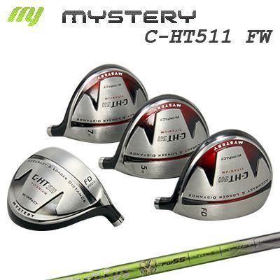 【カスタムモデル】The MYSTERY C-HT511 FW BASILEUS Gミステリー C-HT511 フェアウェイウッド バシレウス ガンマ