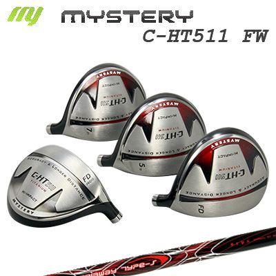 【カスタムモデル】The MYSTERY C-HT511 Fairway Wood TRPX Red Hot Type-Sミステリー C-HT511 フェアウェイウッド トリプルエックス レッドホット タイプS