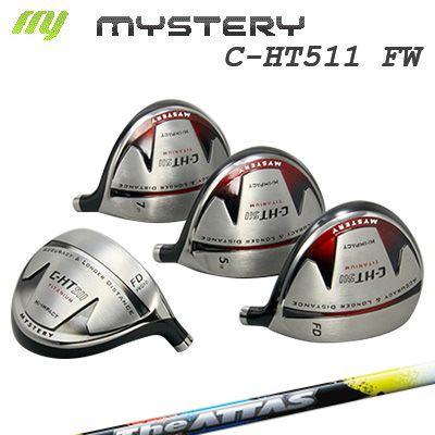 【カスタムモデル】The MYSTERY C-HT511 FW THE ATTASミステリー C-HT511 フェアウェイウッド ジ アッタス