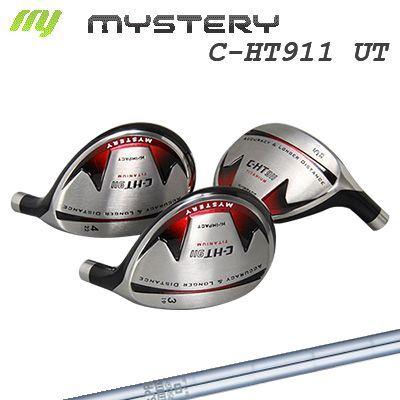 【カスタムモデル】The MYSTERY C-HT911 Utility N.S.PRO950GH UTミステリー C-HT911 ユーティリティ 日本シャフト N.SPRO950GH UT