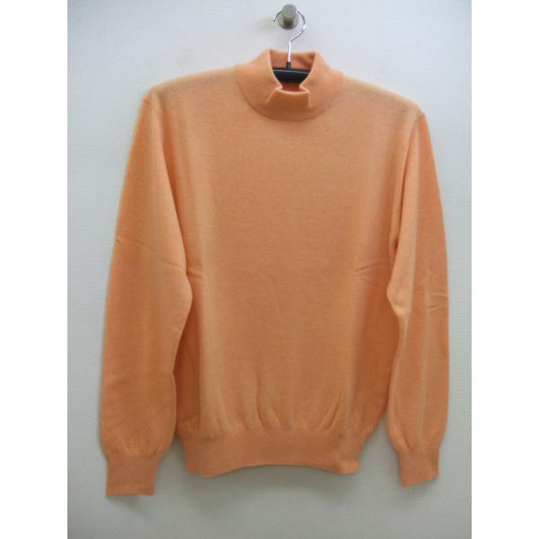 【送料無料】ITOメンズカシミヤ100%ハイネックセーター