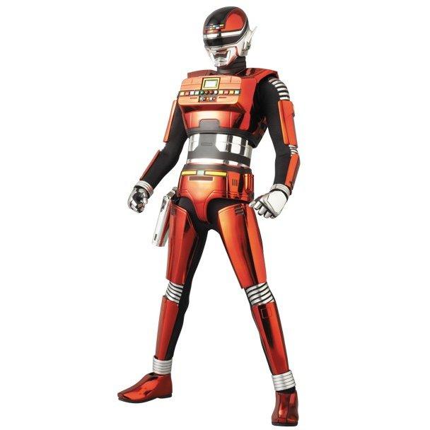 【送料無料】リアルアクションヒーローズ !!送料無料!RAHDX 宇宙刑事シャリバン