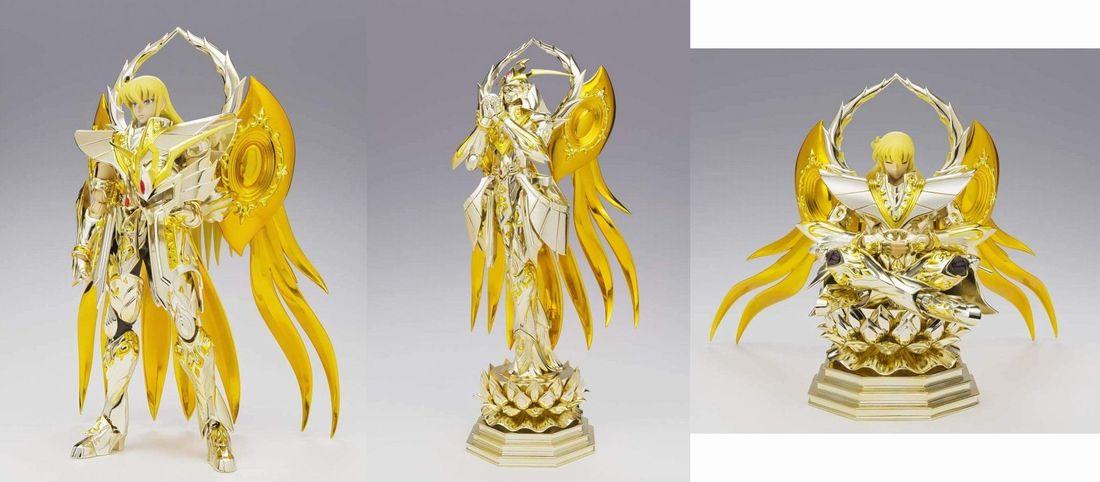 聖闘士聖衣神話EX バルゴシャカ(神聖衣)