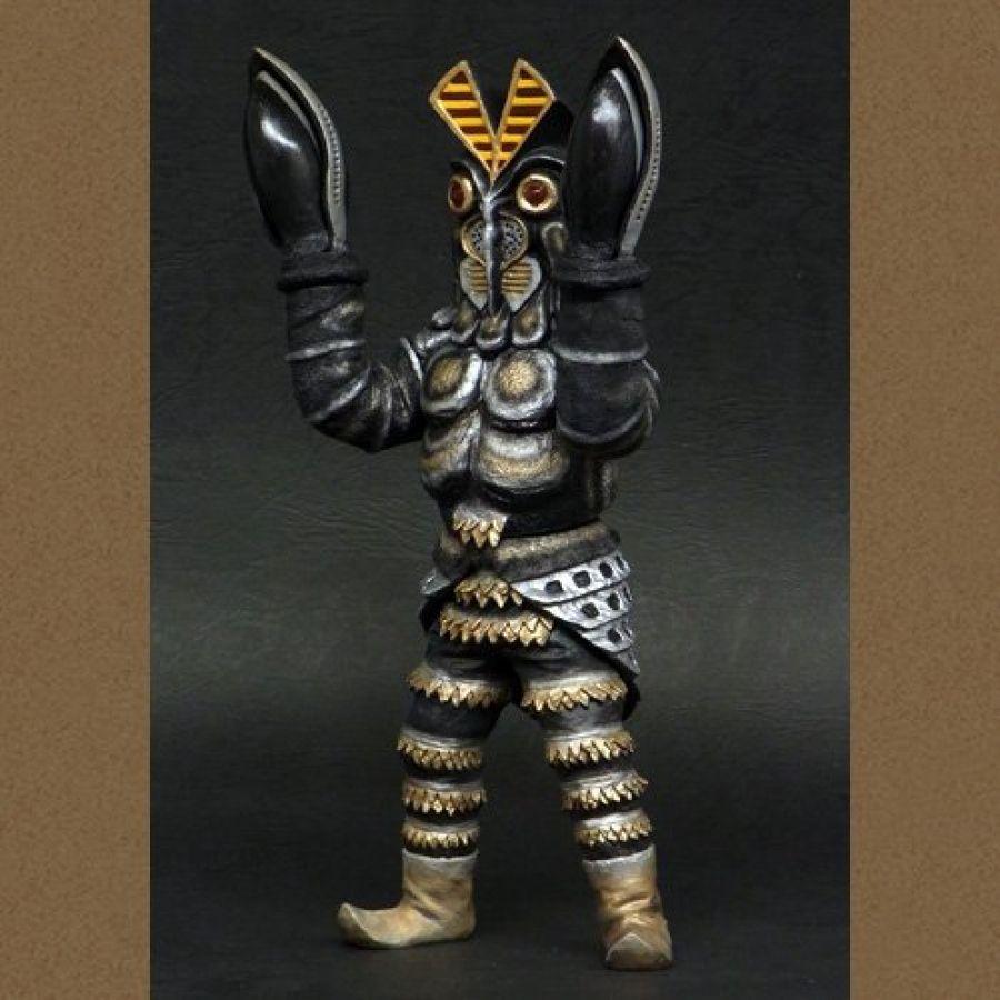 エクスプラス ウルトラマンシリーズ 【送料無料】大怪獣シリーズ バルタン星人Jr. 少年リック限定販売