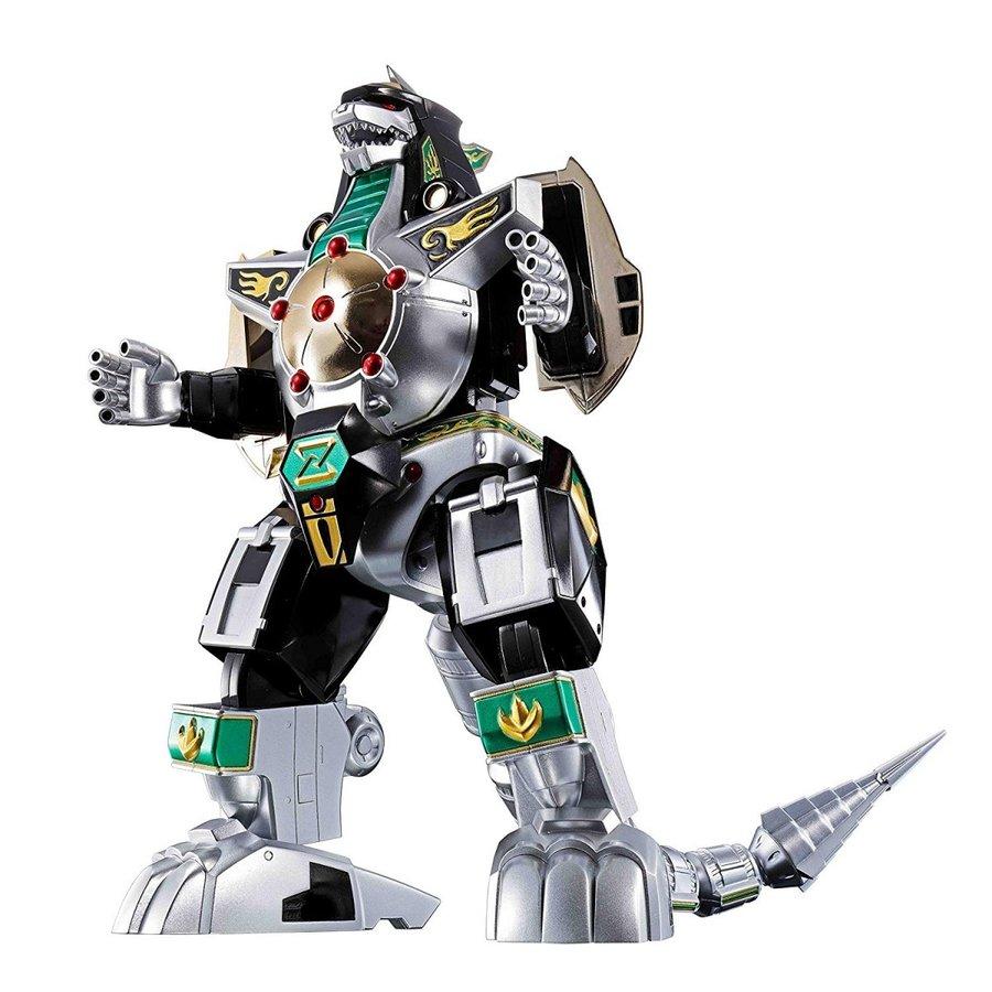 【送料無料】超合金魂 恐竜戦隊ジュウレンジャー GX-78 ドラゴンシーザー