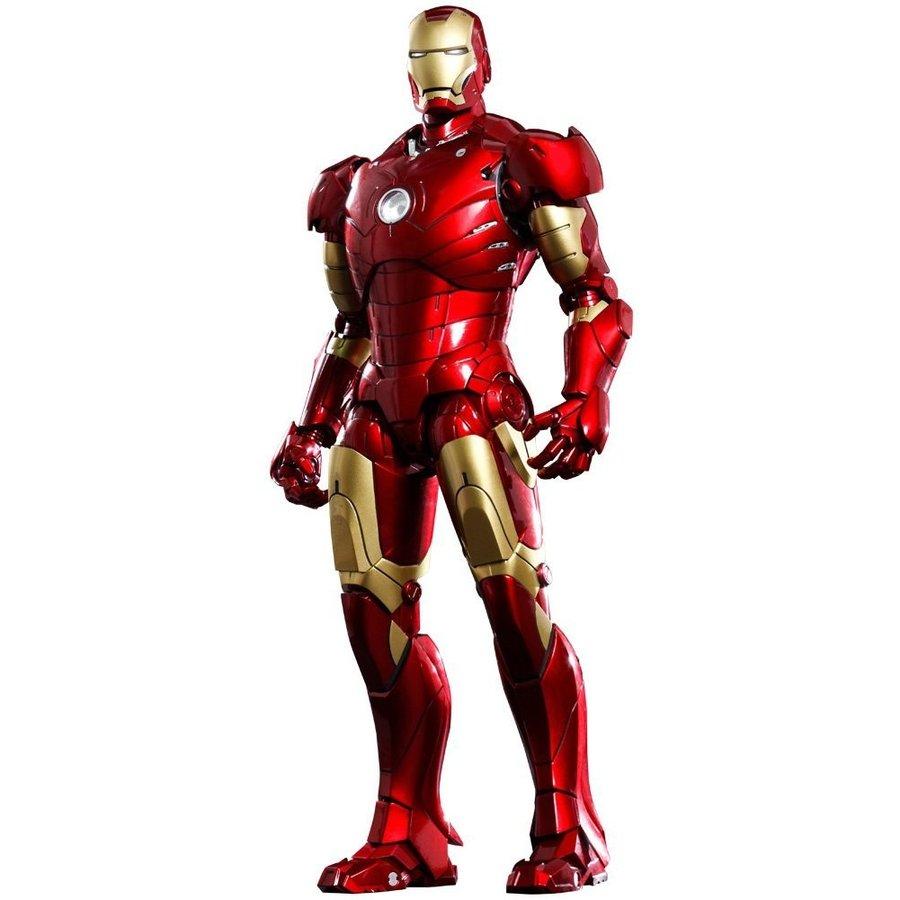 【送料無料】ムービー・マスターピース DIECAST アイアンマン アイアンマン・マーク3