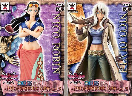 ワンピース DXF THE GRANDLINE LADY vol.2全2種セット