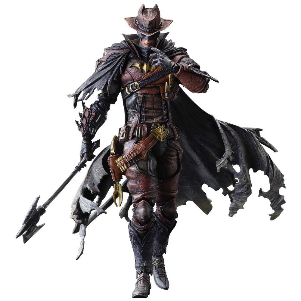 【送料無料】DC Comics VARIANT PLAY ARTS改 バットマン:Timeless ワイルドウエスト