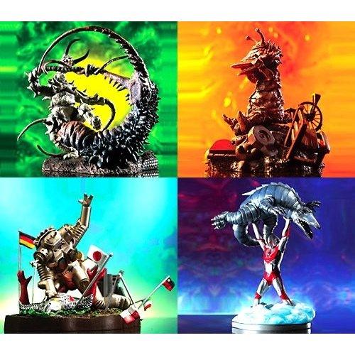 アートワークス コレクション featuring 開田裕治 第二弾 ウルトラ編 2nd 未開封BOX