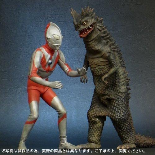 少年リック限定商品 【送料無料】大怪獣シリーズ 「ウルトラ作戦第1号」セット