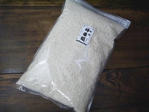 塩麹作り専用に特化した 送料無料/新品 保存に優れた乾燥砕米糀 乾燥砕米麹 オープニング 大放出セール 2kg 乾燥麹