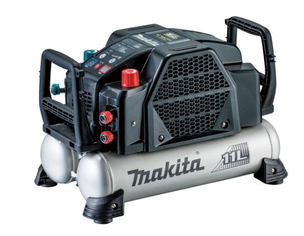 【2年保証付】マキタ エアコンプレッサー AC462XLB(ブラッ)/AC462XLR(レッド)11L 46気圧