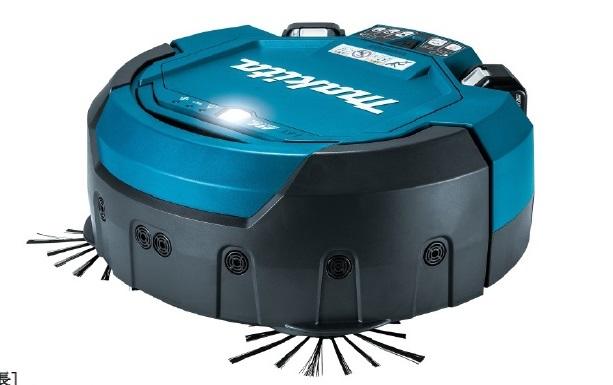 マキタ掃除機 充電式ロボットクリーナーオリジナルセット RC200DZSPO3 18V (バッテリーBL1830B 2個+充電器DC18RC)