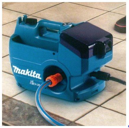 マキタ 充電式高圧洗浄機 MHW080DZK 36V(18V+18V) 本体・多機能収納ケース付