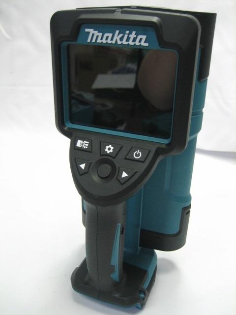 マキタ 充電式ウォールディテクタ WD181DZK (18V/14.4V) 本体・ケース付