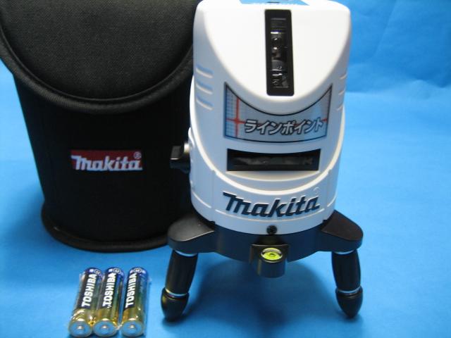 マキタ 屋内・屋外兼用墨出し器 SK14P(さげふり・ろく+鉛直ポイント&ラインポイント)