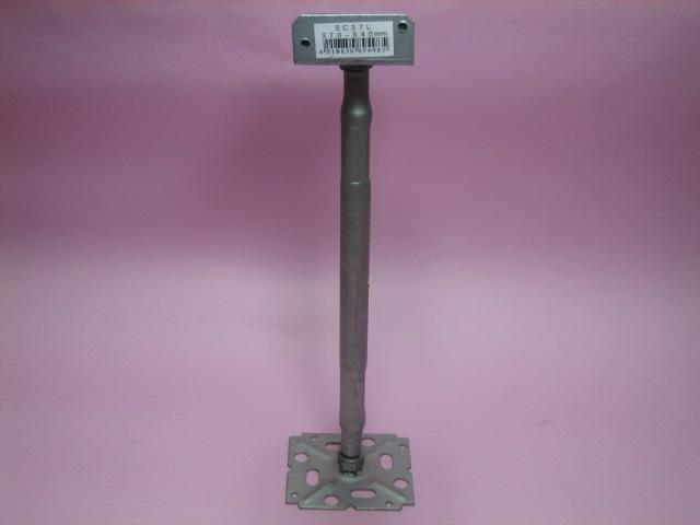 SC鋼製束L型 ゴム付 SC37L(25本)370~540mm 床下根太補強
