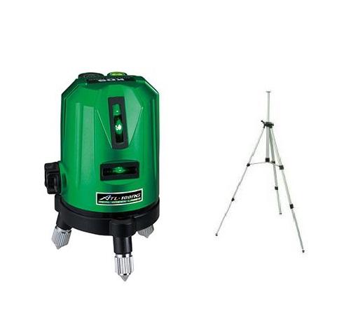 KDS グリーンレーザー 墨出器 ATL-100RGSA 本体・三脚セット 1年保証付