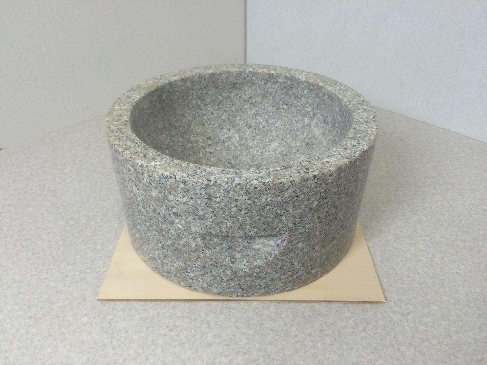 みかげ石もちつき臼 1升用 餅つき 石臼 家庭用