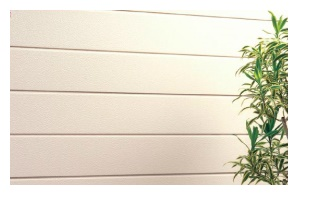 ★アイジー工業 ガルバ伸壁i ニューメロン 本体 3800mm×380mm×15mm 8枚入 3.50坪(11.56平米)分 たて・よこ兼用 金属サイディング 外壁材 ★【送料無料】