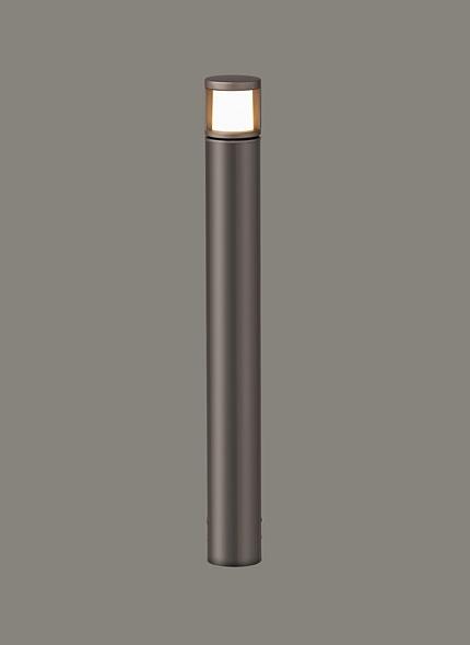 ★LIXIL 美彩 ローポールライト 丸形 拡散型 H400 12V オータムブラウン/オータムブラウン LED エクステリア照明★【送料無料】