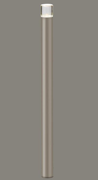★LIXIL 美彩 ローポールライト 丸形 透過型 H700 12V シャイングレー/シャイングレー LED エクステリア照明★【送料無料】