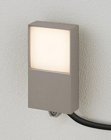 ★LIXIL 美彩 フットライト 12V シャイングレー LED エクステリア照明★【送料無料】
