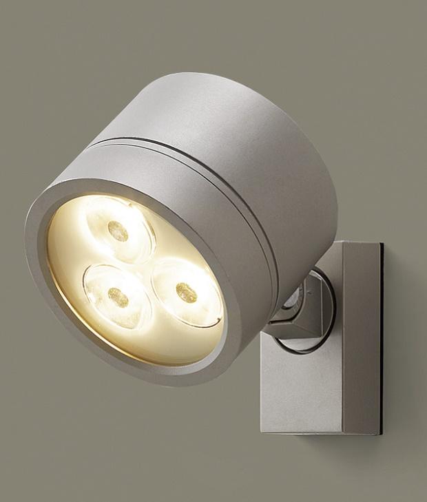 ★LIXIL 美彩 スポットライト SP-G3型 45° 【8 VLH13 SC】 12V シャイングレー LED エクステリア照明★【送料無料】