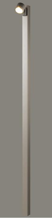 ★LIXIL 美彩 ハイポールスポットライト SP-G3型×1個付き シャイングレー 12V LED エクステリア照明★【送料無料】