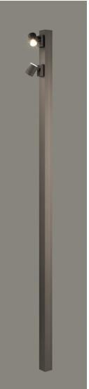 ★LIXIL 12V 美彩 LED ハイポールスポットライト SP-G2型×2個付き SP-G2型×2個付き オータムブラウン 12V LED エクステリア照明★【送料無料】, 焙煎珈琲豆の心斎橋コーヒ院研究所:1e57eb79 --- sunward.msk.ru