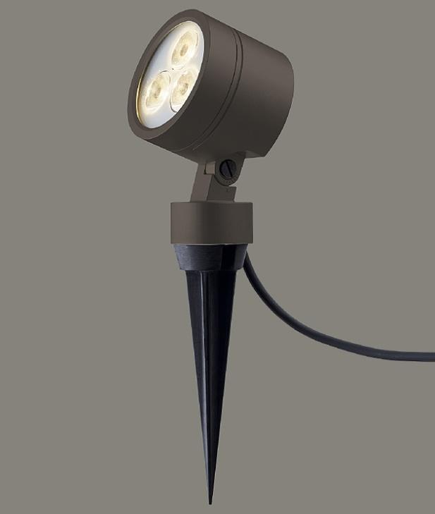 ★LIXIL 美彩 スパイクスポットライト SSP-G3型 15° オータムブラウン 12V LED エクステリア照明★【送料無料】