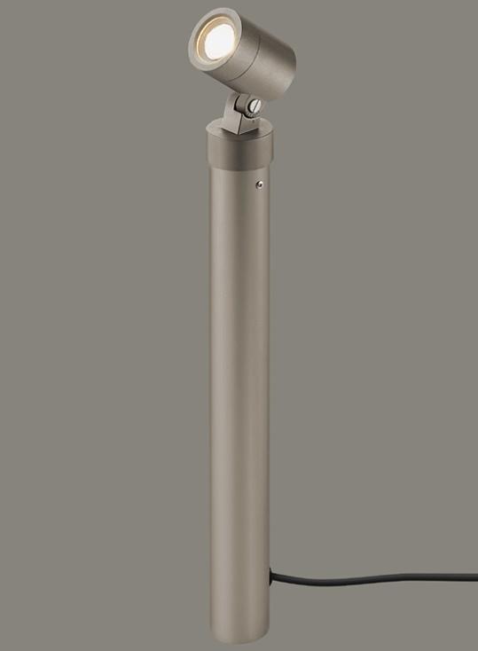 ★LIXIL 美彩 スタンドスポットライト H500 SSP-G3型 シャイングレー 12V LED エクステリア照明★【送料無料】