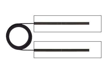 ★LIXIL 美彩 12Vケーブル 自由延長 CNなし 50m 【8VLP62ZZ】 配線部材 エクステリア照明★