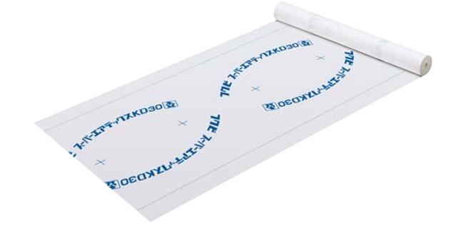 壁下地材 結露防止 フクビ スーパーエアテックス KD30-01 壁用透湿 2020A W新作送料無料 防水シート 送料無料 1000mm×50m×0.2mm あす楽 養生板 TXKDR01 2巻セット 新登場 即納