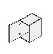 ★パナソニック シーライン CLine D530タイプ サイドキャビネット用天袋 幅450mm GQC45CST5R(L)□★
