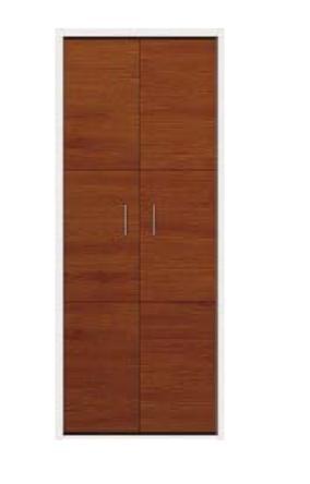 ★ウッドワン グランステージ T-EL 内装 収納両開き戸 高さ6尺 扉 収納建具★