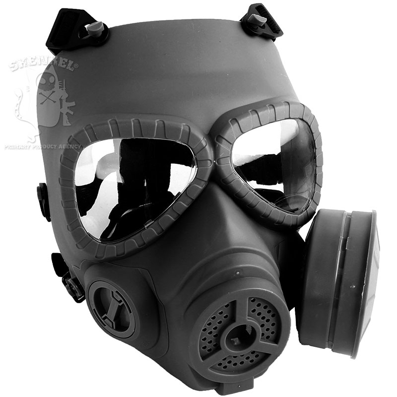 Bk Makeup Home: OUTSIDER: Special Forces Gas Masks-fan Powered Face