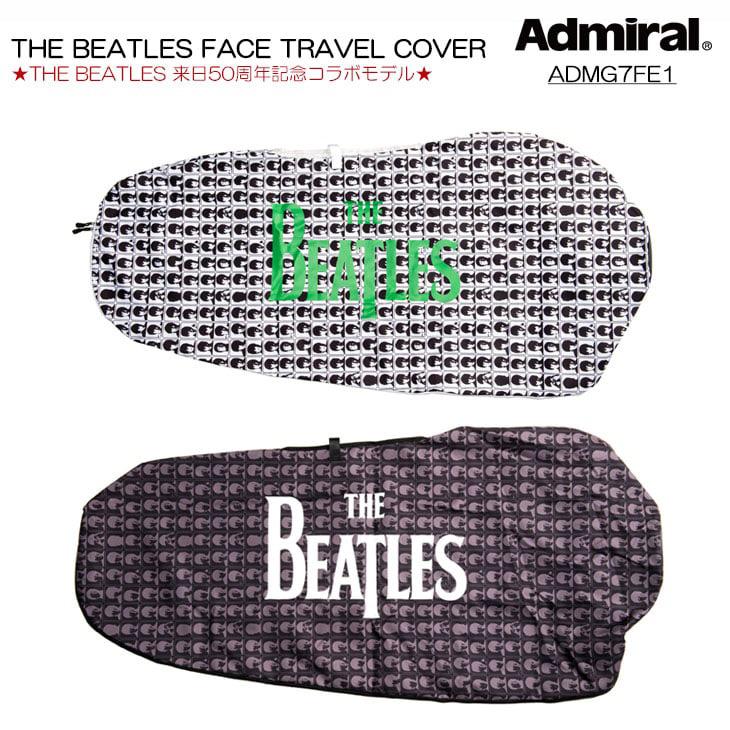 【2017FW/ADMIRALアドミラル】【ADMG7FE1】【THE_BEATLES_FACE_TRAVEL_COVER】【ビートルズ/フェイストラベルカバー】【05P18Jun16】小平智・堀琴音