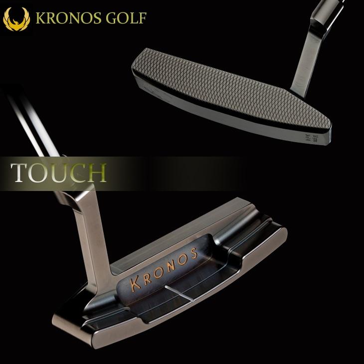 【KRONOS_GOLF/クロノスゴルフ】【TOUCH/タッチ】【33インチ/34インチ】【日本正規品】【05P18Jun16】