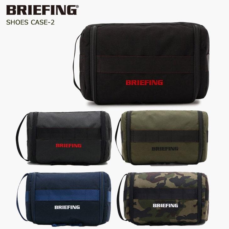 BRG191A13/SHOES_CASE-2/BRIEFING/ブリーフィングゴルフ/シューズケース/シューズサック【05P18Jun16】