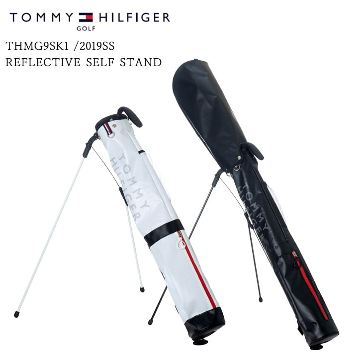 2019SS/TOMMY_HILFIGER/トミーヒルフィガー/THMG9SK1/REFLECTIVE_SELF_STAND/スタンドバッグ【05P18Jun16】