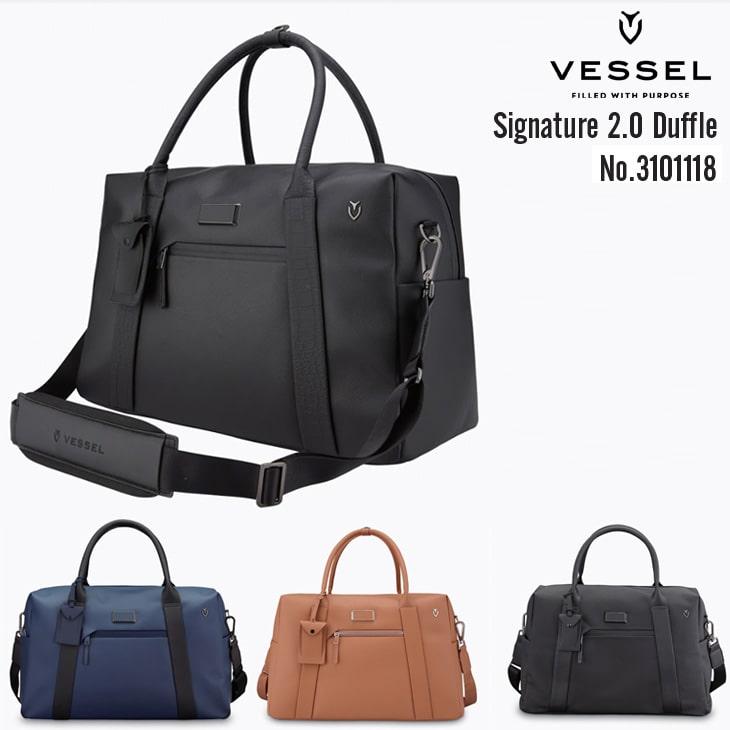 VESSEL/ベゼル/3101118/SIGNATURE_2.0_DUFFLE_BAG/シグネチャー2.0ダッフルバッグ【05P18Jun16】