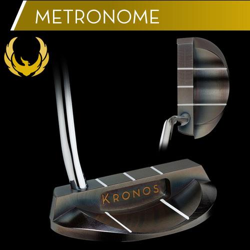 KRONOS GOLF クロノスゴルフ METRONOME メトロノーム パター 33インチ 34インチ 日本正規品 05P18Jun16 超激得,新作