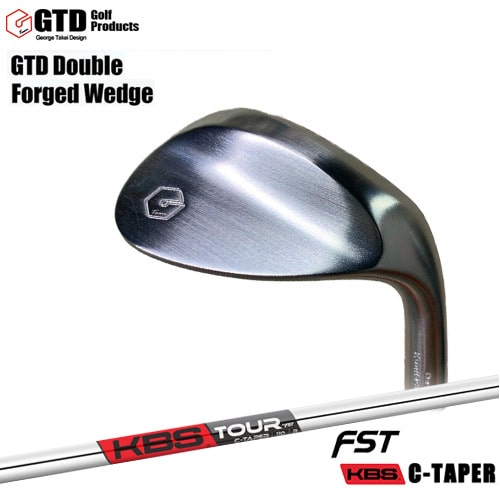 GTD_Double_Forged_Wedge/ダブルフォージドウェッジ/KBS_C-TAPER/FST/OVDカスタムクラブ/代引NG【05P26Mar16】